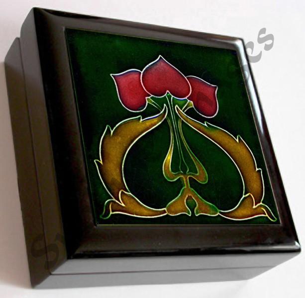 kb001 keepsake, trinket, jewelry box