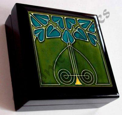 A2 - Keepsake/Jewelry Boxes