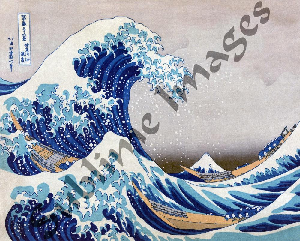 ukiyo-e (Japanese Prints)