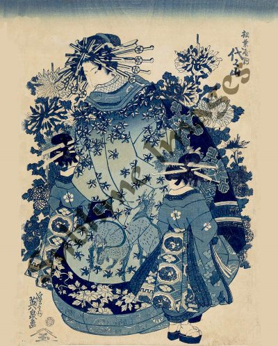 ukiyo-e (Japanese Prints)