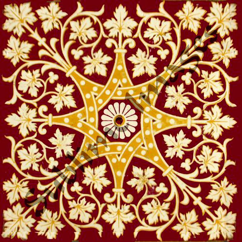 Gothic Revival Tile